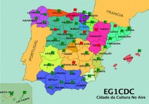 Resultado del CNCW 2013 EG1CDC